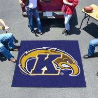Kent State Golden Flashes Tailgate Mat