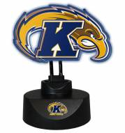 Kent State Golden Flashes Team Logo Neon Lamp