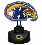 Kent State Golden Flashes Team Logo Neon Lamp
