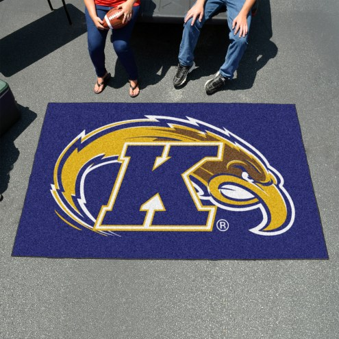 Kent State Golden Flashes Ulti-Mat Area Rug
