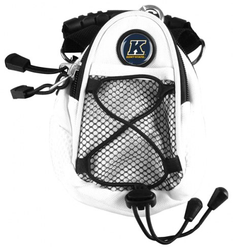 Kent State Golden Flashes White Mini Day Pack