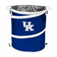 Kentucky Wildcats Collapsible Trashcan