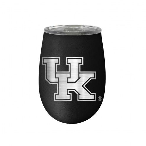 Kentucky Wildcats 10 oz. Stealth Blush Wine Tumbler