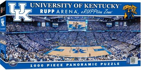 Kentucky Wildcats 1000 Piece Panoramic Puzzle