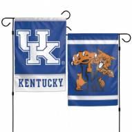 """Kentucky Wildcats 11"""" x 15"""" Garden Flag"""