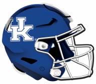 """Kentucky Wildcats 12"""" Helmet Sign"""