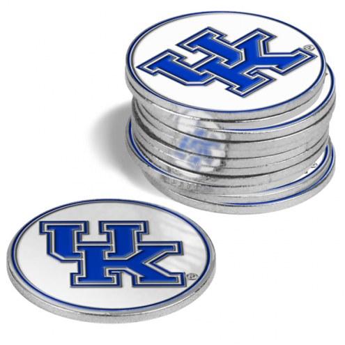 Kentucky Wildcats 12-Pack Golf Ball Markers