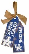 """Kentucky Wildcats 12"""" Team Tags"""