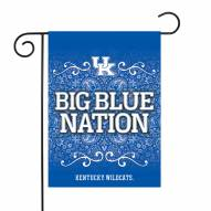 "Kentucky Wildcats 13"" x 18"" Garden Flag"