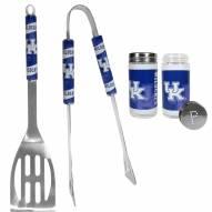 Kentucky Wildcats 2 Piece BBQ Set with Tailgate Salt & Pepper Shakers