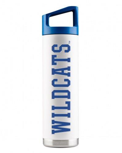 Kentucky Wildcats 22 oz. Stainless Steel Powder Coated Water Bottle