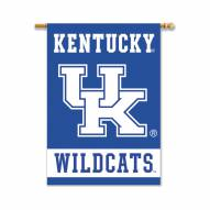 "Kentucky Wildcats 28"" x 40"" Banner"