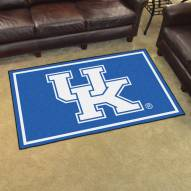 Kentucky Wildcats 4' x 6' Area Rug