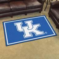 Kentucky Wildcats 4' x 6' Area Rug