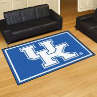 Kentucky Wildcats 5' x 8' Area Rug