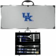Kentucky Wildcats 8 Piece Tailgater BBQ Set