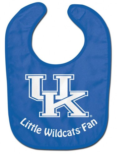 Kentucky Wildcats All Pro Little Fan Baby Bib