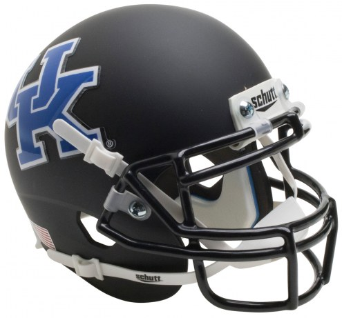 Kentucky Wildcats Alternate 5 Schutt Mini Football Helmet