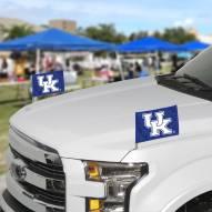 Kentucky Wildcats Ambassador Car Flags