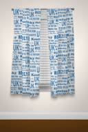 Kentucky Wildcats Anthem Curtains