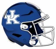 Kentucky Wildcats Authentic Helmet Cutout Sign