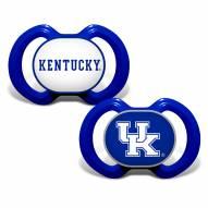 Kentucky Wildcats Baby Pacifier 2-Pack