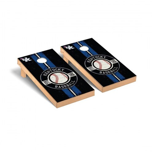 Kentucky Wildcats Baseball Vintage Cornhole Game Set
