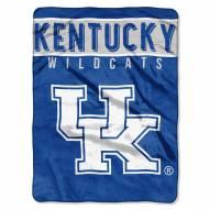 Kentucky Wildcats Basic Raschel Blanket