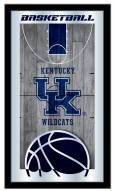 Kentucky Wildcats Basketball Mirror