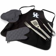 Kentucky Wildcats BBQ Apron Tote Set