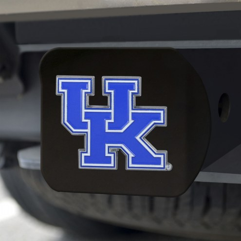 Kentucky Wildcats Black Color Hitch Cover