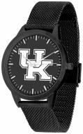 Kentucky Wildcats Black Dial Mesh Statement Watch