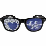Kentucky Wildcats Black I Heart Game Day Shades