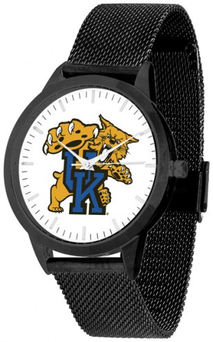 Kentucky Wildcats Black Mesh Statement Watch