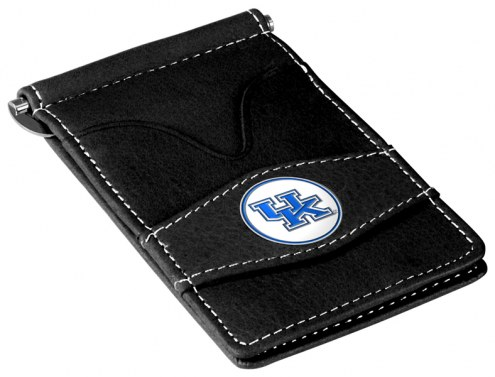 Kentucky Wildcats Black Player's Wallet