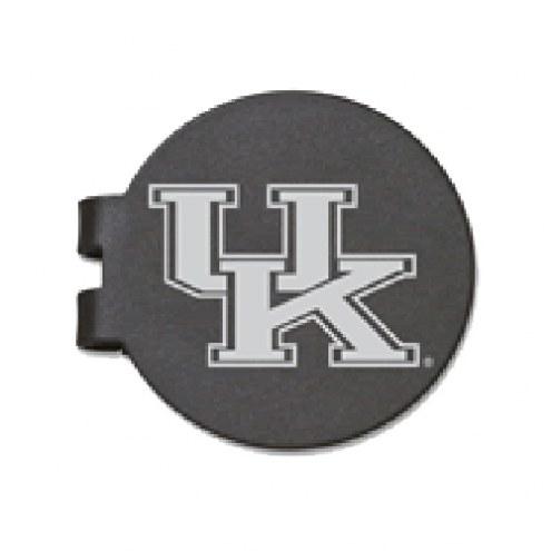Kentucky Wildcats Black Prevail Engraved Money Clip