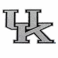 Kentucky Wildcats Bling Car Emblem