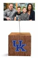 Kentucky Wildcats Block Spiral Photo Holder