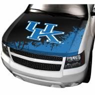 Kentucky Wildcats Car Hood Cover