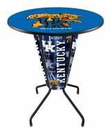 Kentucky Wildcats Indoor Lighted Pub Table