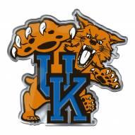 Kentucky Wildcats Color Car Emblem
