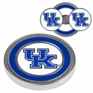 Kentucky Wildcats Challenge Coin with 2 Ball Markers