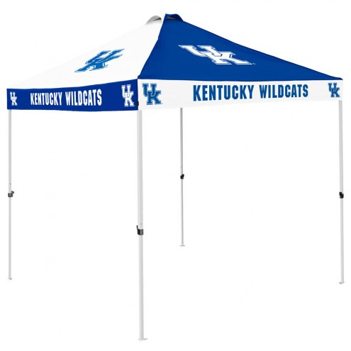 Kentucky Wildcats 9' x 9' Checkerboard Tailgate Canopy Tent