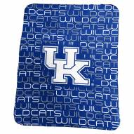 Kentucky Wildcats Classic Fleece Blanket