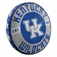 Kentucky Wildcats Cloud Travel Pillow