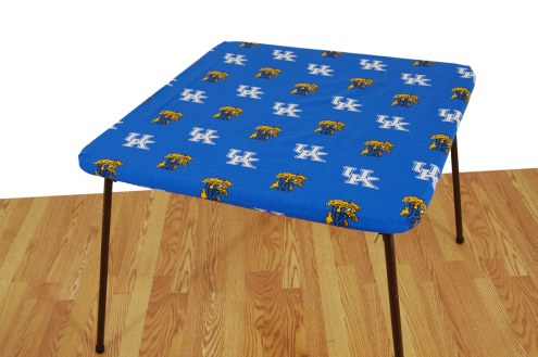 Kentucky Wildcats Card Table Cover
