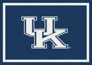 Kentucky Wildcats College Team Spirit Area Rug