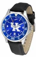 Kentucky Wildcats Competitor AnoChrome Men's Watch - Color Bezel