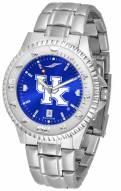 Kentucky Wildcats Competitor Steel AnoChrome Men's Watch
