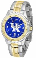 Kentucky Wildcats Competitor Two-Tone AnoChrome Men's Watch